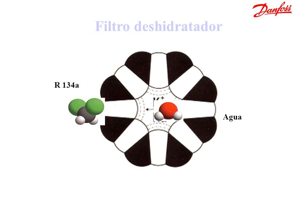 &[Archivo] Filtro deshidratador R 134a Agua